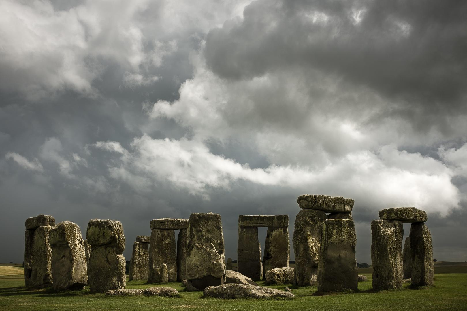 Berend van der Zanden, Stonehenge
